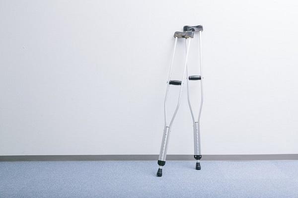 介護用の杖